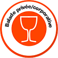Balade privée/corporative